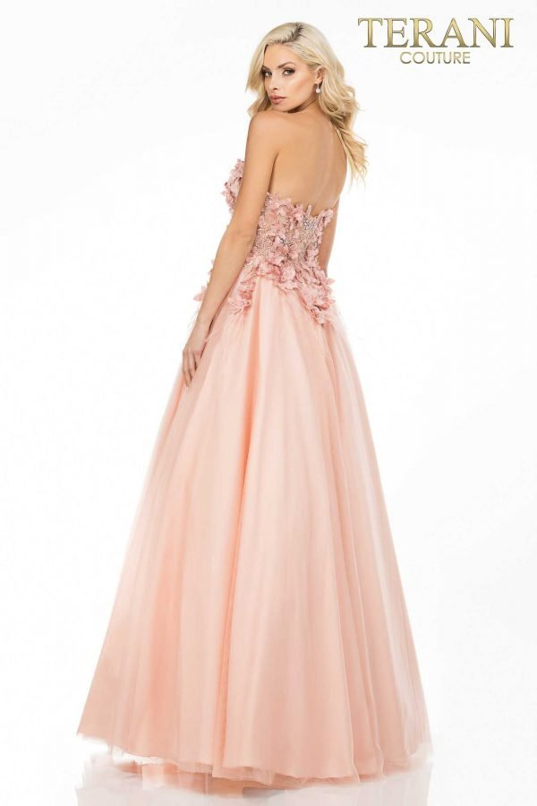 Sweetheart neckline prom ball gown – 2011P1206