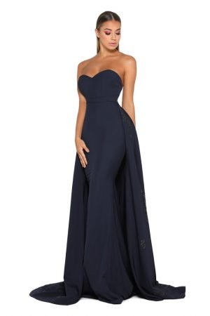 Endora Gown Strapless